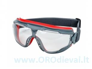 Apsauginiai akiniai 3M GG501SGAF-EU skaidrūs