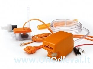 ASPEN maxi orange drenažo siurbliukas