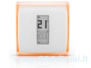Bevielis išmanusis termostatas Netatmo thermostat