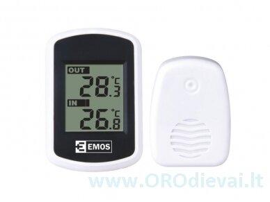 Bevielis skaitmeninis termometras EMOS E0042