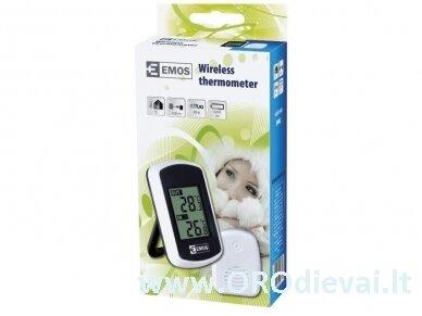 Bevielis skaitmeninis termometras EMOS E0042 3