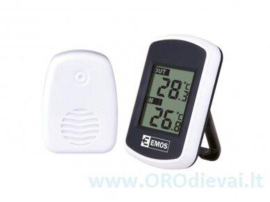 Bevielis skaitmeninis termometras EMOS E0042 2