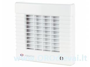 Buitinis ventiliatorius Vents 125MA su automatine užsklanda