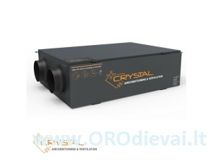 Crystal ECO 1500 rekuperatorius