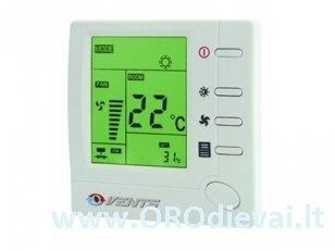 Daugiafunkcinis temperatūros valdiklis Vents RTS-1-400 šildymo ir vėdinimo sistemoms