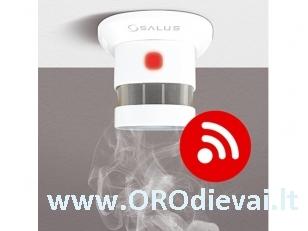 Dūmų detektorius SALUS SD600