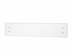 Elektrinis radiatorius ADAX CLEA L KWT (Baltas)