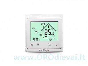 Elektroninis programuojamas termostatas (termoreguliatorius) Wellmo WTH51.36 NEW