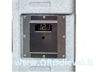 EVCO valdiklio apsauginis gaubtas F0330