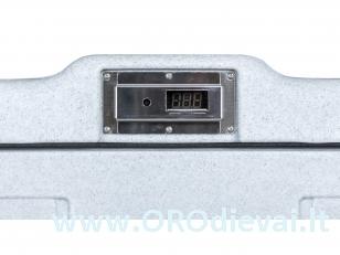 EVCO valdiklio apsauginis gaubtas F0915