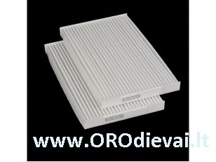 Filtrų rinkinys HRU 200, G4 / ISO Coarse 60%