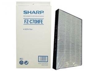 FZC70DFE Kvapų naikinimo filtras SHARP