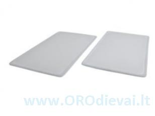 G4 Set, G4 (ISO coarse 60 %) klasės vielinių filtrų komplektas 510 x 240 mm (5 x 2 vnt.) Flair 325