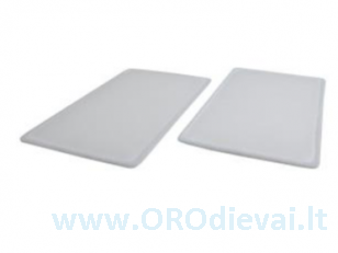 G4 (ISO coarse 60 %) klasės vielinių filtrų komplektas 510 x 240 mm (2 vnt.) Flair 325