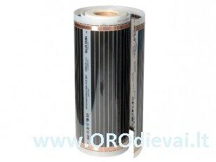Grindų šildymo plėvelė HeatPlus (infraraudonųjų spindulių), 150 W, plotis 100 cm