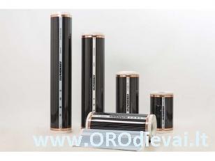 Grindų šildymo plėvelė HeatPlus (infraraudonųjų spindulių), plotis 20 cm
