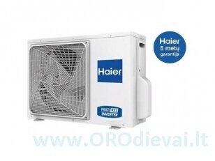 Haier MULTI SPLIT oro kondicionieriaus/ šilumos siurblio oras-oras išorinis blokas 5U105S2SS2FA