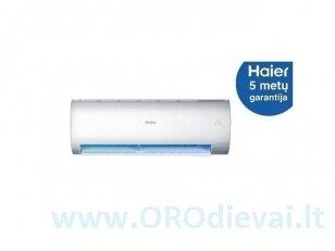 Haier SPLIT oro kondicionieriaus/ šilumos siurblio oras-oras vidinis blokas PEARL Plus 2,6 kW (matinis) AS25PBAHRA vidinis blokas