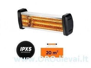 Halogeninis infraraudonųjų spindulių šildytuvas VARMA V301