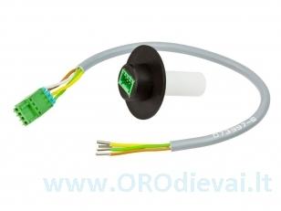 Įmontuojamas RH jutiklis su kabeliu