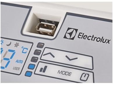 Inverterinis konvektorius Electrolux ECH/AGI-1800 4