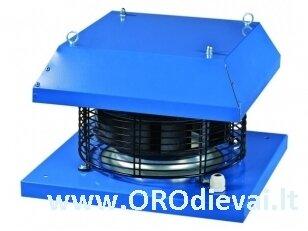 Išcentrinis Ø286 stoginis ventiliatorius Vents VKH2E280