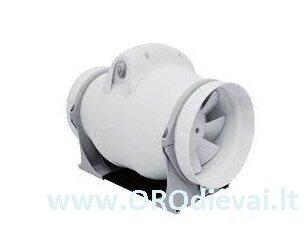 Kanalinis ventiliatorius DVPP200, Ø200 mm