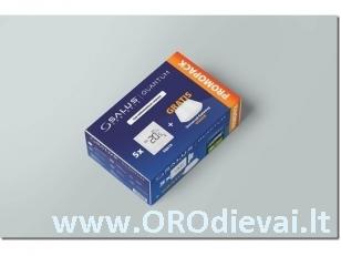 Promopack SQ610RF komplektas: SQ610RF 5 vnt + NEMOKAMAI 1 vnt UGE600