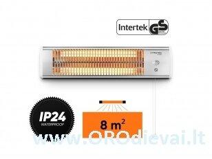 Kvarcinis infraraudonųjų spindulių šildytuvas Trotec IR 1200 S