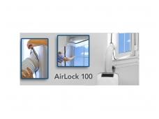 Lango tarpinė mobiliems kondicionieriams AIRLOCK100 (VOKIETIJA)