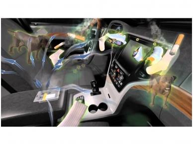 Paslauga lengvojo automobilio dezinfekcija (ozonavimas) 2
