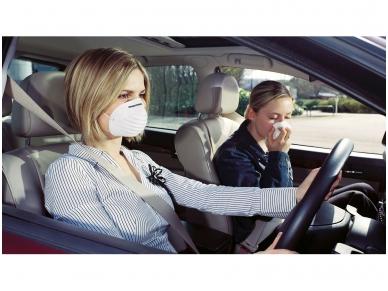 Paslauga lengvojo automobilio dezinfekcija (ozonavimas) 3