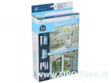 Lifetime Air universalios lango tarpinės mobiliam oro kondicionieriui