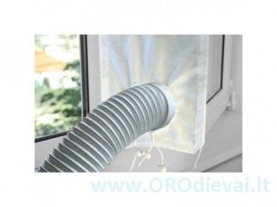 Lifetime Air universalios lango tarpinės mobiliam oro kondicionieriui 2