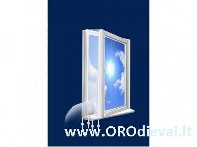 Lifetime Air universalios lango tarpinės mobiliam oro kondicionieriui 4