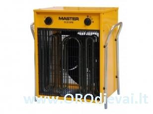 MASTER B 22 EPB elektrinis šildytuvas
