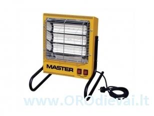 MASTER TS 3A elektrinis IR šildytuvas