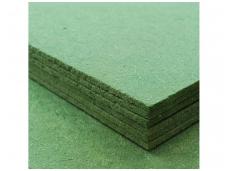 """Minkšta medienos plaušo plokštė """"KONSTRUKTOR""""  7mm (0,59m x  0,79m - 0,4661m2), (įpak.15pl. - 6,9915m2)"""