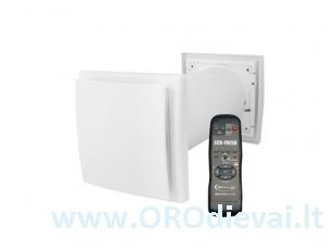 Mini rekuperatorius su šilumokaičiu Eco- Fresh01 (LUX)