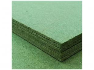 """Minkšta medienos plaušo plokštė """"KONSTRUKTOR"""" 4,8mm (0,59m x 0,79m - 0,4661m2), (įpak.15pl. - 6,9915m2)"""