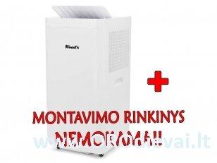 Mobilus kondicionierius MILAN 9K WiFi Wood's