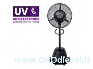 Mobilus oro vėsintuvas-ventiliatorius STAR BRUMA