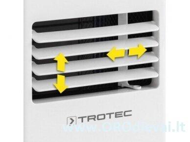 Mobilus oro kondicionierius Trotec PAC 2600 X ir lango tarpinė Trotec AirLock 100 6