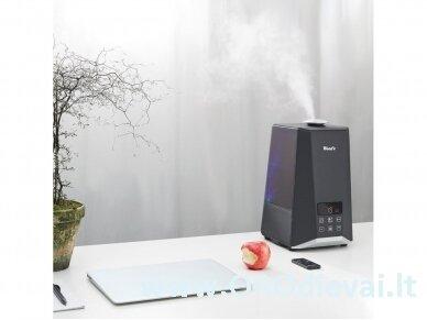Oro drėkintuvas su aromaterapija WHU600 Wood's 7