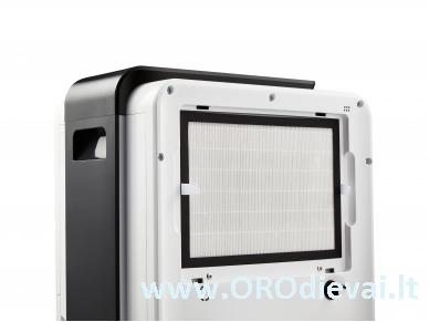 Oro sausintuvas Electrolux EDM-35L 8