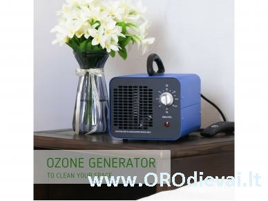 OT10k-PRO pramoninis ozono generatorius 10000 mg/h O3, oro sterilizatorius 6