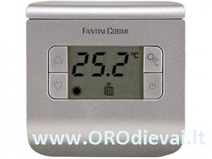 Patalpos termostatas FantiniCosmi FC-CH111