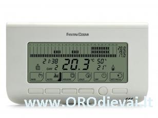 Patalpos termostatas FantiniCosmi FC-CH150