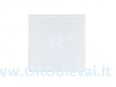 Programuojamas termostatas SENSUS LC1 potinkinis 230V