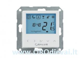 Programuojamas termoreguliatorius Salus BTRP230